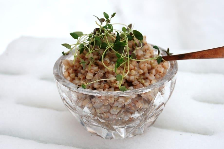 Bovete i glutenfri kost, LCHF och raw food